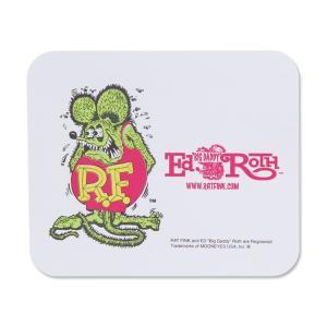 Rat Fink (ラット フィンク) マウス パッド|mooneyes