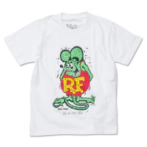 Rat Fink(ラットフィンク)  Tシャツ|mooneyes