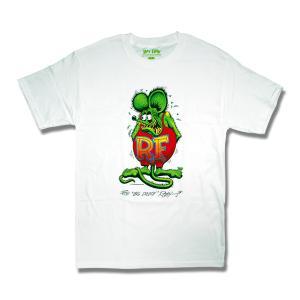 ラット フィンク モンスター Tシャツ