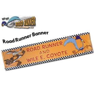 ROAD RUNNER (ロードランナー)   BANNER|mooneyes