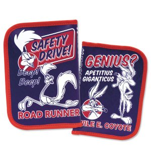 ROAD RUNNER (ロードランナー)  Car タイトル ホルダー|mooneyes