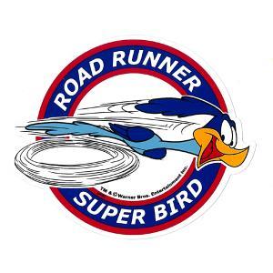 ロード ・ ランナー デカール Super Bird|mooneyes