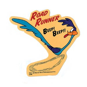 ROAD RUNNER (ロードランナー)   デカール Beep Beep|mooneyes