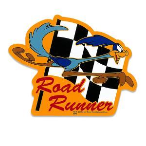 ロード ・ ランナー デカール RR チェッカー|mooneyes