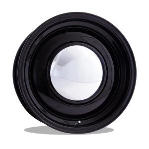 ベビー ムーン スペシャル ホイール 16インチ 5穴 112mm +25mm ブラック/ブラック|mooneyes