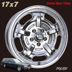 Speed Master Wheel 17×7 5H 114.3 +25 センターボア73mm<ポリッシュ> mooneyes