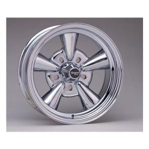 Supreme Chromed Wheel 14×6 Std. BS|mooneyes