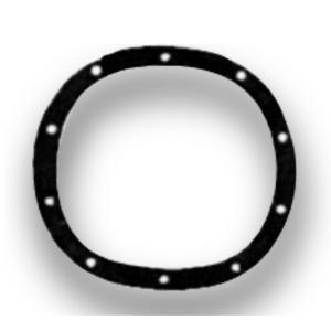 クローム ディフェレンシャル カバー - GM10ボルト用 ガスケット|mooneyes