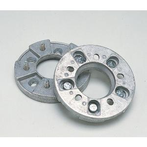 5穴車用 ホイール スペーサー 4 1/2インチ&4 3/4インチ → 4 3/4インチ|mooneyes