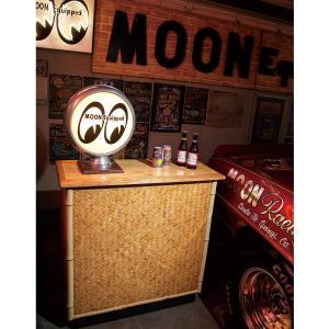 HULA MOON TIKI バー カウンター|mooneyes