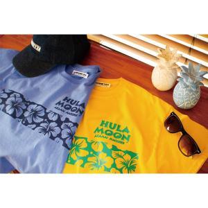 Hula MOON Tシャツ mooneyes