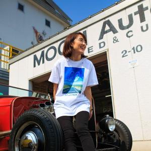 MOON Freeway Tシャツ|mooneyes