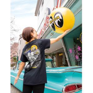ムーンアイズ (MOONEYES) アストロノート Tシャツ|mooneyes
