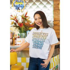 30%OFF ムーンアイズ (MOONEYES)  3D ロゴ Tシャツ mooneyes