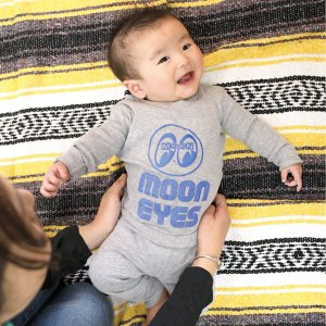 MOON Baby パジャマ|mooneyes