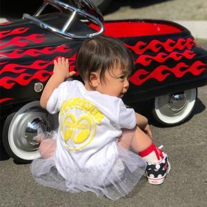 MOON Baby Tutu ロンパース|mooneyes