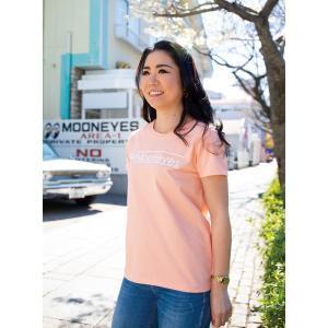 レディース MOONEYES Tシャツ|mooneyes