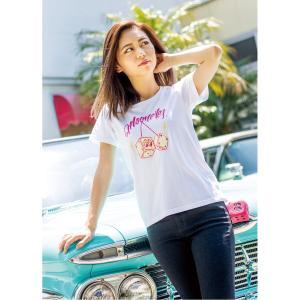 ムーンアイズ MOON ダイス レディース Tシャツ|mooneyes