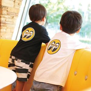 MOON Infant T-Shirt (100cm〜120cm)|mooneyes