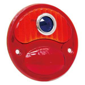 28 to 31 テール レンズ オンリー ブルー ドット付|mooneyes