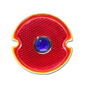 33-36 テール レンズオンリー ブルードット付|mooneyes