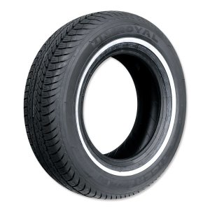 UNIROYAL Tiger Paw Tire 195/75-14|mooneyes