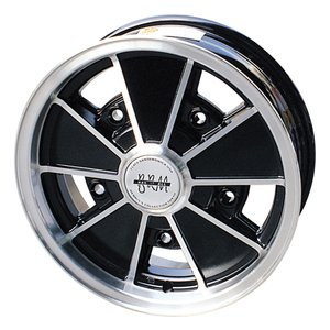 BRM Wheel by FLAT-4 15インチ 5Lug|mooneyes
