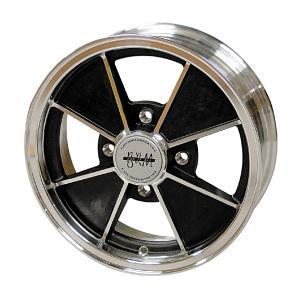 BRM Wheel by FLAT-4 15インチ 4Lug|mooneyes