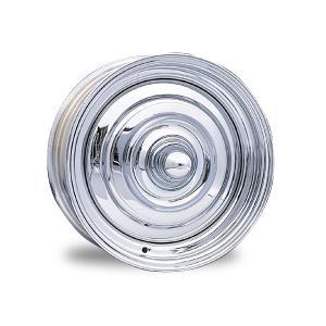 Bullet スティール ホイール クローム 14×5|mooneyes