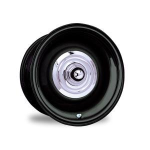 Bullet スティール ホイール ベア 15×10|mooneyes