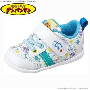 アンパンマン [セール] 子供靴 ベビーシューズ APM B31 ホワイト