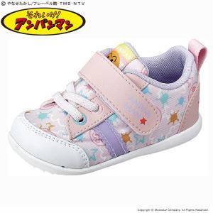 アンパンマン [セール] 子供靴 女子 ベビーシューズ APM B31 ピンク