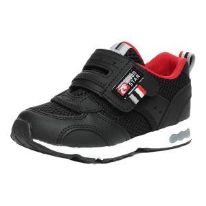 足幅が広めのお子さまに向けた「3E」商品です。子どもの足の成長をサポートする「4つの機能(つま先ゆっ...