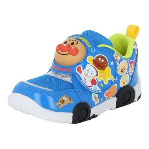 アンパンマン 子供靴 キッズスニーカー APM C147 ブ...