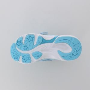 ディズニー プリンセス シンデレラ [セール] 子供靴 キッズスニーカー DN C1225 PRN サックス disney_y|moonstar|02