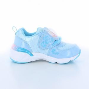 ディズニー プリンセス シンデレラ [セール] 子供靴 キッズスニーカー DN C1225 PRN サックス disney_y|moonstar|05