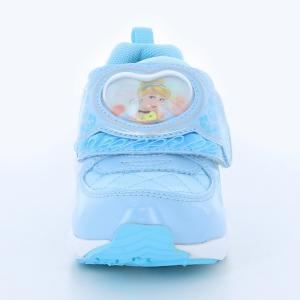 ディズニー プリンセス シンデレラ [セール] 子供靴 キッズスニーカー DN C1225 PRN サックス disney_y|moonstar|06