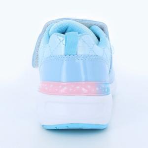 ディズニー プリンセス シンデレラ [セール] 子供靴 キッズスニーカー DN C1225 PRN サックス disney_y|moonstar|07
