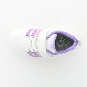 ディズニー プリンセス [2019年秋新作]  子供靴 キッズスニーカー DN C1245 パープル disney_y|moonstar|03