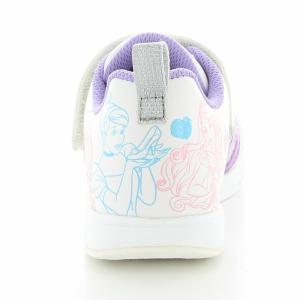 ディズニー プリンセス [2019年秋新作]  子供靴 キッズスニーカー DN C1245 パープル disney_y|moonstar|07
