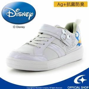 ディズニー 子供靴 ジュニアスニーカー DN J1209 ホ...