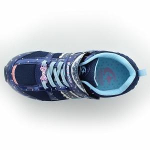 バネのチカラ 子供靴 ジュニアスニーカー 女の...の詳細画像2