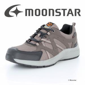 ムーンスター [セール] moonstar メンズ ウォーキングシューズ SPLT M195 トープ...