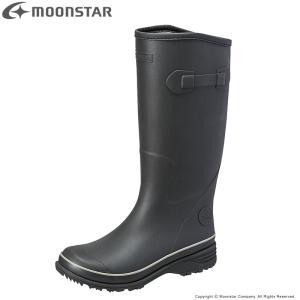 長靴 ムーンスター [セール] moonstar メンズ レインブーツ MFL44R ブラック 雨靴...