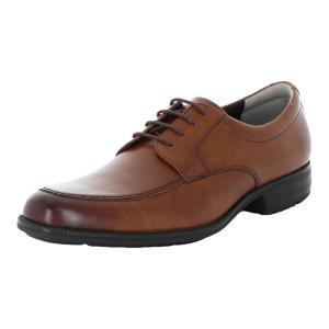 ビジネスシューズ 【2017年秋冬新作】  本革メンズ ムーンスター SPH4603 ブラウン BALANCE WORKS 歩きやすい 3E moonstar|moonstar