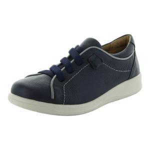 ムーンスター [2019年秋新作] レディース コンフォートシューズ MOONSTAR SPORTH SP2500 ネイビー|moonstar