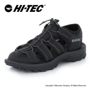ハイテック [セール] HI-TEC メンズ/レディース サンダル HT SDU05 HELMS ブ...