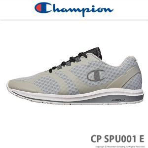 チャンピオン Champion メンズ/レディース ランニングシューズ CP SPU001 アーバンコート グレイ|moonstar
