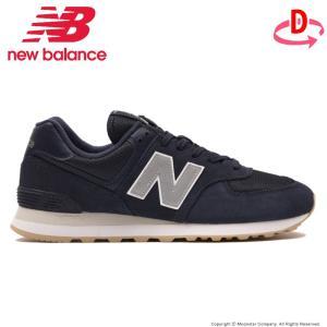 ニューバランス newbalance メンズ/レディース スニーカー NB ML574 STP D ...