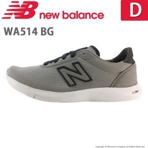 ニューバランス [セール] レディース ウォーキングシューズ WA514 BG D グレイ newbalance